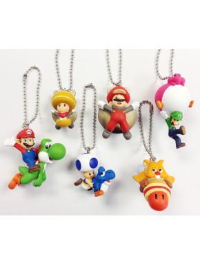 Llavero Sorpresa Super Mario