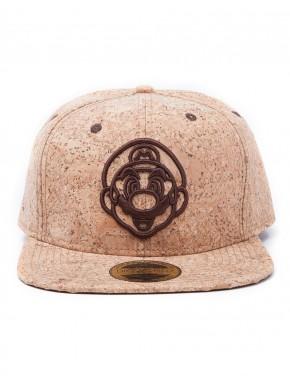 Gorra de corcho Super Mario
