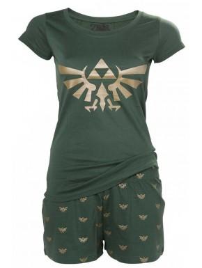 Pijama Hyrule chica Zelda