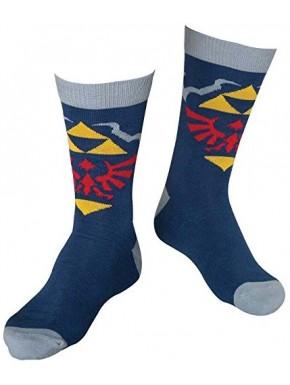 Calcetines Zelda azules