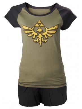 Zelda pijama corto chica Zelda