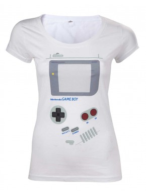 Camiseta chica Game Boy