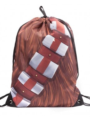 Bolsa tela gimnasio Chewbacca