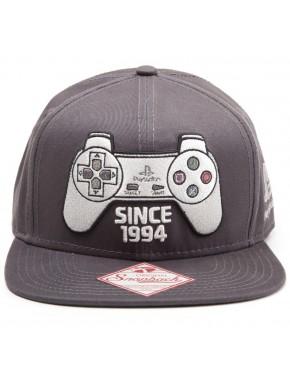 Gorra PlayStation controller mando