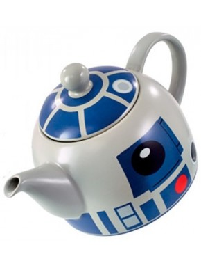 Tetera cerámica Star Wars R2-D2