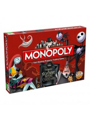 Pesadilla antes de Navidad Monopoly