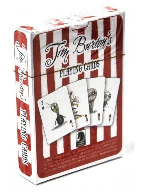Baraja de Poker Tim Burton