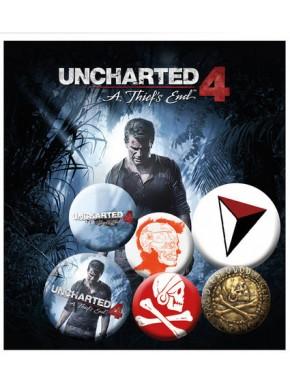 Chapas Uncharted 4 mix