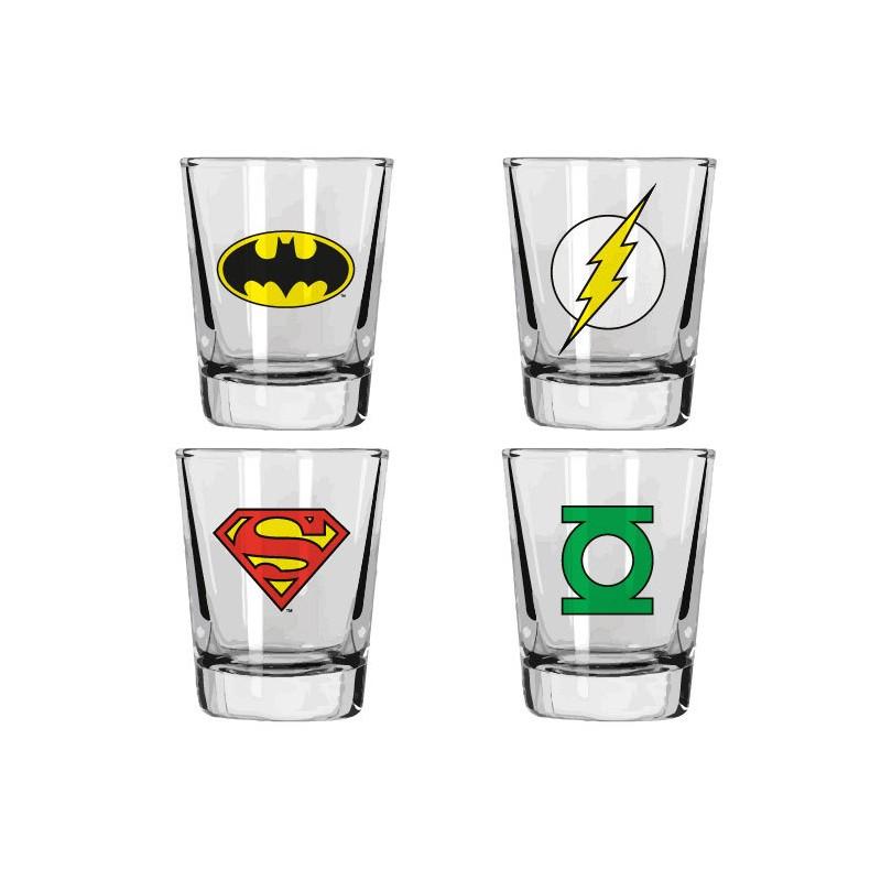 Vasos chupito dc comics por solo for Vasos chupito personalizados