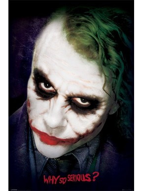 Poster Batman Joker Face