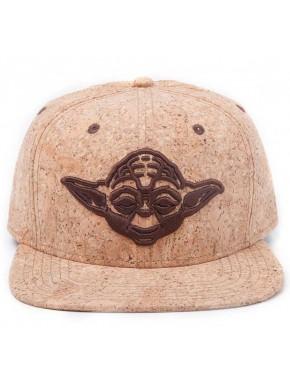Gorra corcho Star Wars Yoda