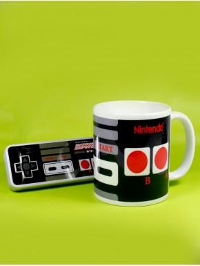 Pack Nintendo Taza y Caramelos