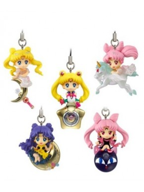 Figuras colgante Sailor Moon 4,5 cm