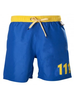 Bañador chico Fallout 4 blue