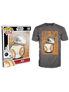 Camiseta Funko BB-8 Star Wars