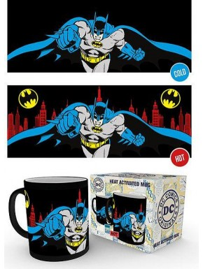 Batman taza térmica classic