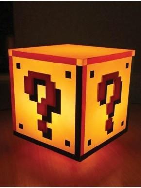 Lámpara Super Mario sorpresa
