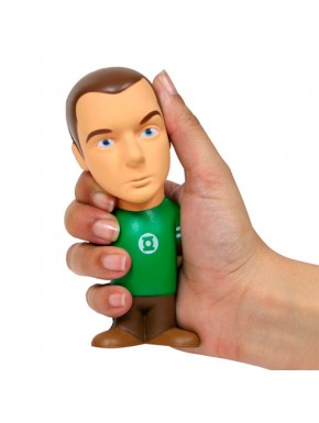 Figura Antiestrés Sheldon Cooper 14 cm TBBT