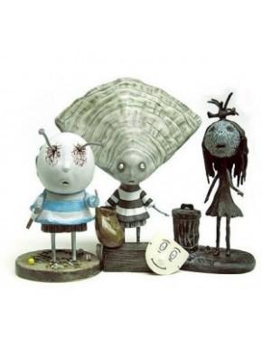 Set Figuras Tim Burton Melancholy