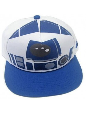 Gorra Star Wars R2D2