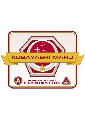 Alfombrilla de ratón 'Kobayashi Maru' Star Trek