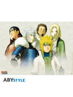 """Poster Naruto """"The Hokage"""""""
