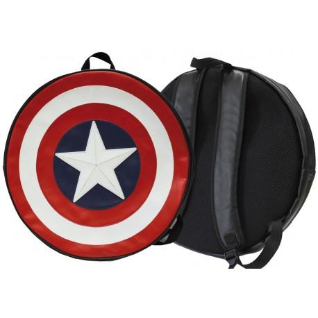 información para f9ab0 3cb00 Avengers mochila escudo Capitán América solo 39.00€ – LaFrikileria.com