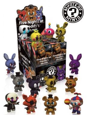 Figuras Sorpresa Five Nights at Freddy's