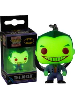 Llavero Mini Funko Pop Joker luminoso