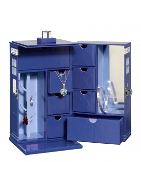 Joyero Doctor Who Tardis