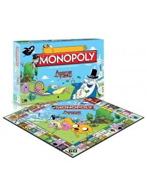 Monopoly Hora de Aventuras Ed. Inglés