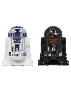 Salero y Pimentero de R2-D2