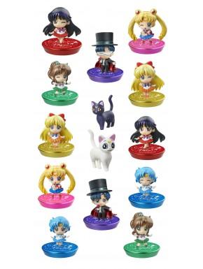 Sailor Moon Pretty Soldier sorpresa Petit Chara 6