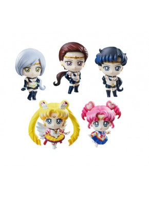 Sailor Moon Sailor Stars sorpresa Petit Chara