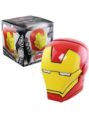 Galletero Iron Man Marvel