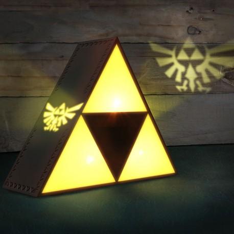 Lámpara Zelda proyector