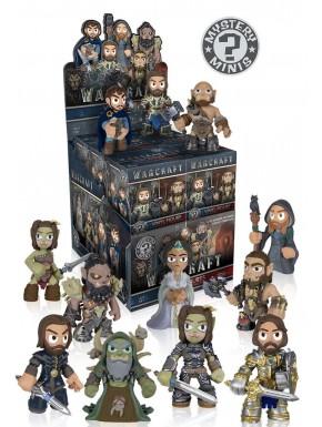 Figuras Sorpresa Warcraft El Origen