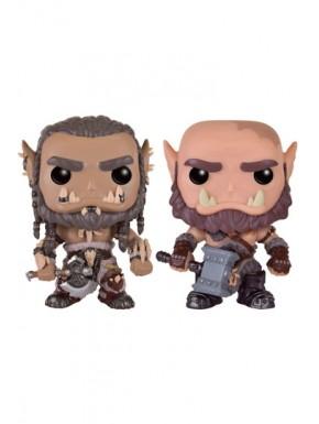 Funkopack Durotan y Orgrim Warcraft