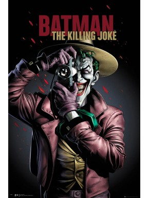 Batman Poster Killing Joke