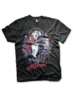 Camiseta Harley Quinn Escuadrón Suicida