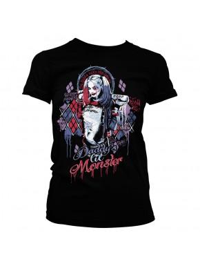 Camiseta chica Harley Quinn