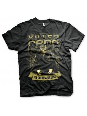 Camiseta  Killer Croc Escuadrón Suicida