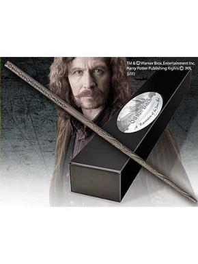 Varita de colección Sirius Black ed. carácter