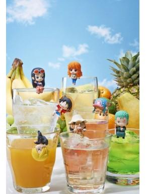 Figuras Ochatomo  sopresa One Piece Tea
