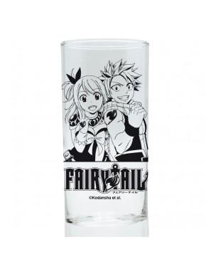 Vaso cristal Fairy Tail