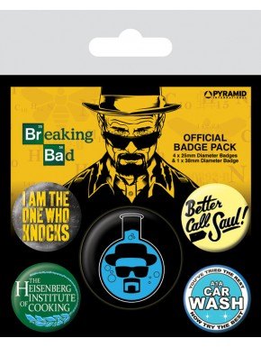 Chapas Breaking Bad Flask