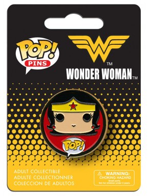 Pin Wonder WomanPop!