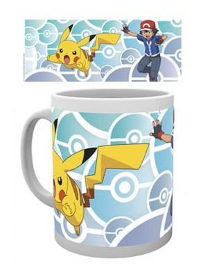 Taza Pokemon I Choose You