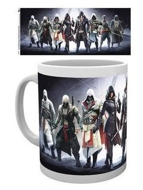 Assassin's Creed taza Asesinos