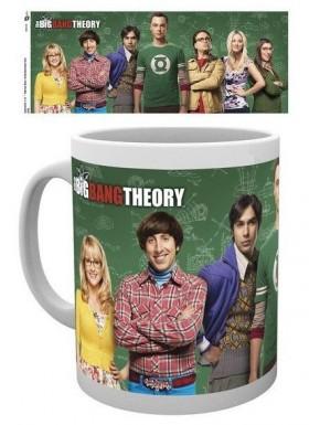 Taza Cast Big Bang Theory